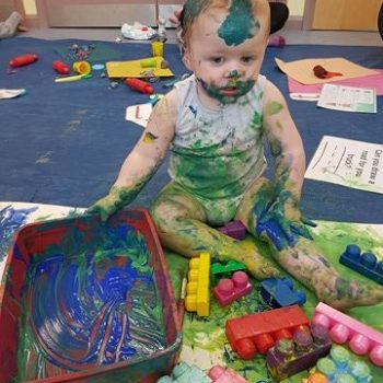 Evenwood Messy Play