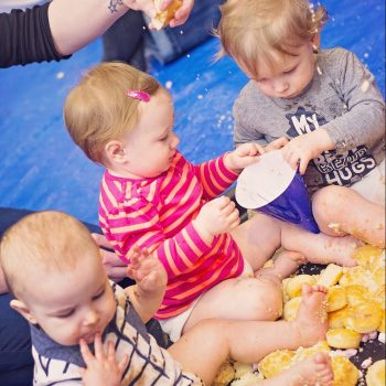Houghton-le-spring messy play