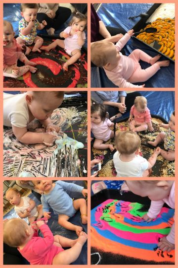 Rossington Messy Play