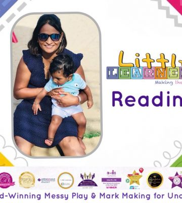messy play classes reading