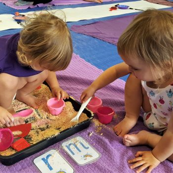 Little Learners Wilsden Messy Play & Mark Making