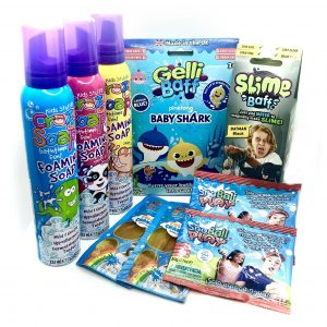 Messy Play Pack