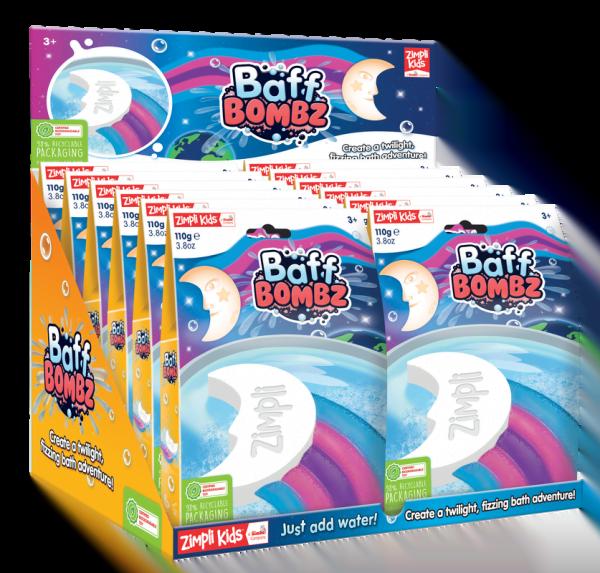 Moon Bath Bomb